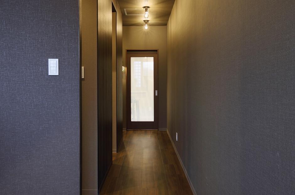 完全プライベート個室のロッカールーム